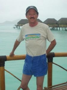 Dave Richardson Bora Pearl Company Bora Bora